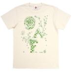 O*A*FオリジナルTシャツ / ナチュラル / フロント