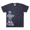 琉神マブヤー ステンシルマブヤー/Tシャツ