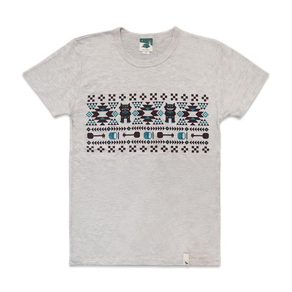 CAMP RYUKYU ネイティブミンサー/Tシャツ