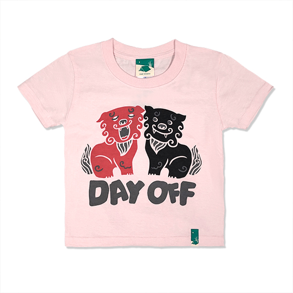DAY OFFシーサー KIDS/ライトピンク