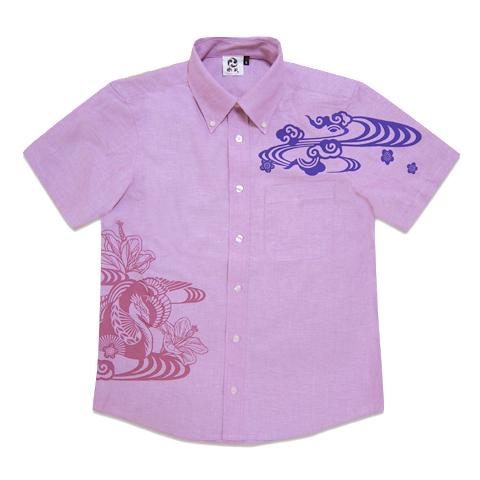 南天 鳳雛(ほうすう)シャツ