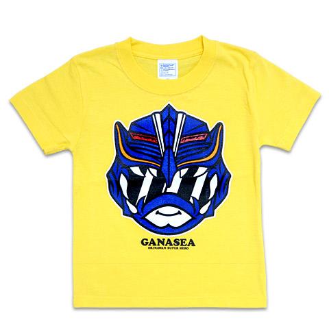T-SHIRT-YA.COM キッズ 琉神マブヤー BIGガナシー/Tシャツ