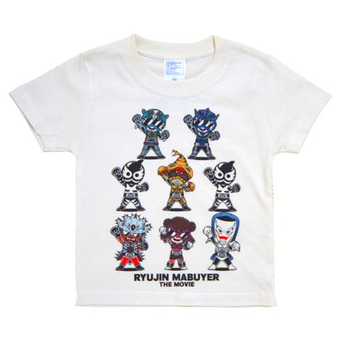 琉神マブヤー ザ・ムービーオールスター/Tシャツ