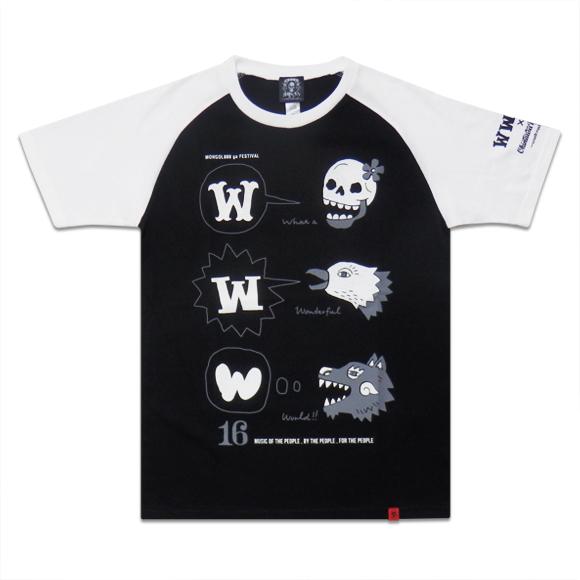 3名様 Tシャツ