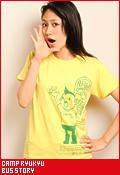 CAMP RYUKYU BUS STORY/Tシャツ