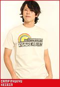 CAMP RYUKYU KEIBIN/Tシャツ