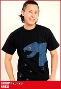 CAMP RYUKYU ハブ/Tシャツ
