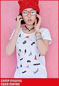 CAMP RYUKYU 野良マヤー/Tシャツ