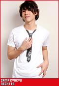 CAMP RYUKYU ネクタイ/Tシャツ
