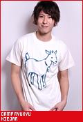 CAMP RYUKYU ヒージャー/Tシャツ