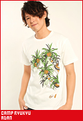 CAMP RYUKYU アダン/Tシャツ