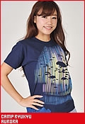 CAMP RYUKYU オーロラ/Tシャツ