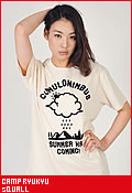 CAMP RYUKYU スコール/Tシャツ