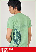 CAMP RYUKYU フクギ/Tシャツ
