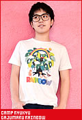 CAMP RYUKYU ガジュマルレインボー/Tシャツ