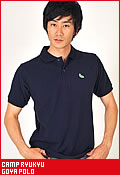 CAMP RYUKYU ゴーヤポロ/ポロシャツ