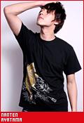 南天 彩玉/Tシャツ
