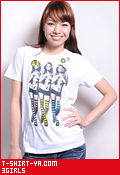 T-SHIRT-YA.COM 3girls/Tシャツ