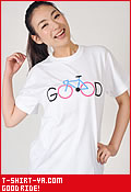 T-SHIRT-YA.COM GOOD RIDE!/Tシャツ
