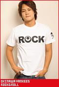 沖縄ヤンキース ROCK&ROLL/Tシャツ