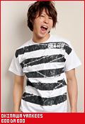 沖縄ヤンキース ボーダ・ボー/Tシャツ