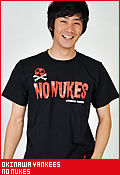 沖縄ヤンキース NO NUKES/Tシャツ