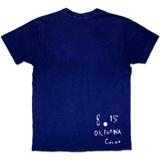琉球藍染めTシャツ / バック